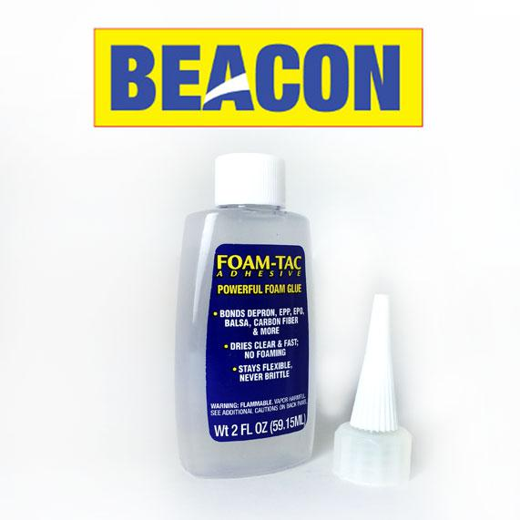 Beacon Foam Tac Adhesive 2 fl oz
