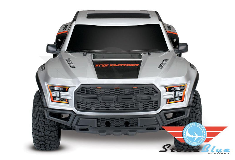 Traxxas Ford Raptor 1/10 2WD Replica Truck RTR