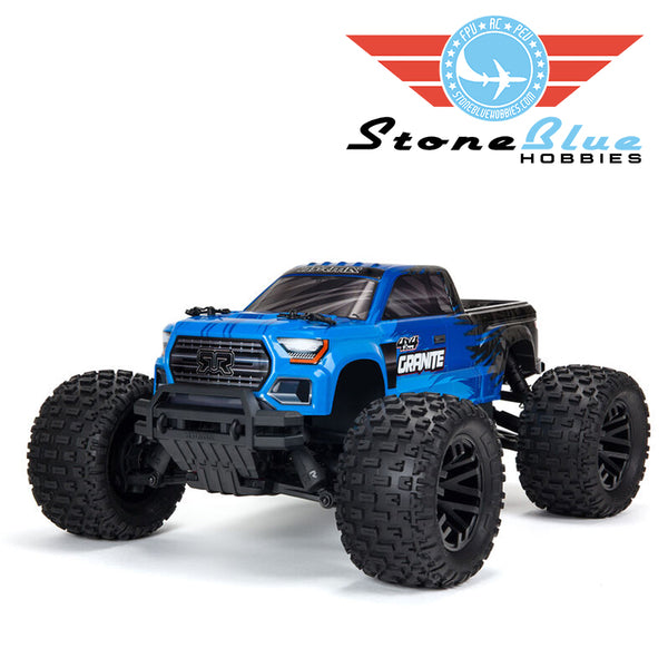 Arrma 1/10 GRANITE 4X4 V3 MEGA 550 Brushed Monster Truck RTR