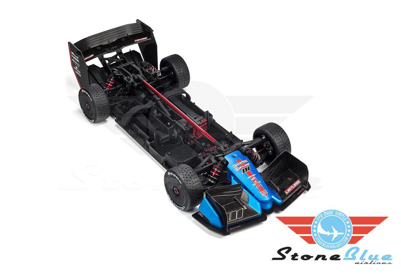 Arrma 1/7 LIMITLESS All-Road Speed Bash: Roller *Backorder*