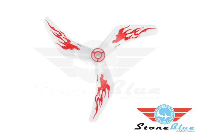 My Wing 5045 Propeller Set -Flame RED