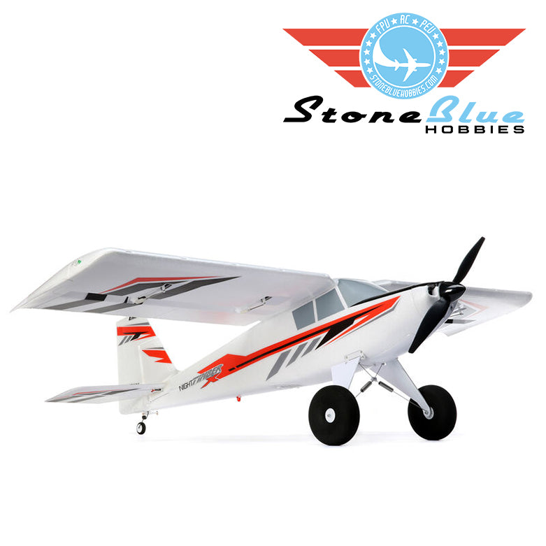 E-flite Night Timber X 1.2M BNF Basic with AS3X & SAFE Select *Pre-Order*