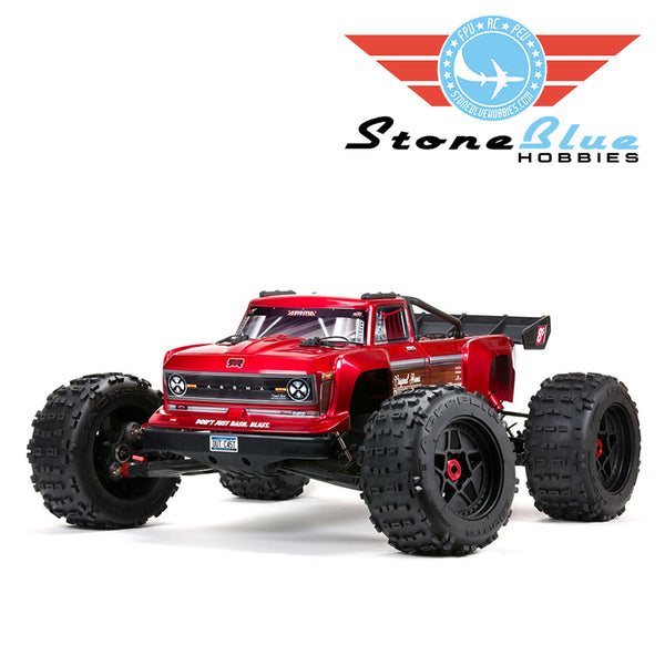 Arrma 1/5 OUTCAST 8S BLX 4WD Brushless Stunt Truck RTR *Pre-Order*
