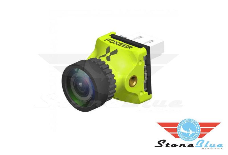 Foxeer Nano-Micro Predator 4 Racing FPV Camera Super WDR 4ms Latency