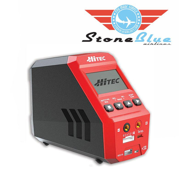 HiTec RDX1 AC-DC Battery Charger-Discharger