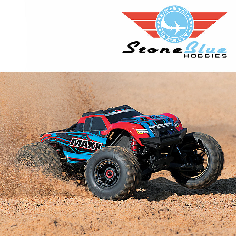 Traxxas Maxx 1/10 4WD Brushless Monster Truck