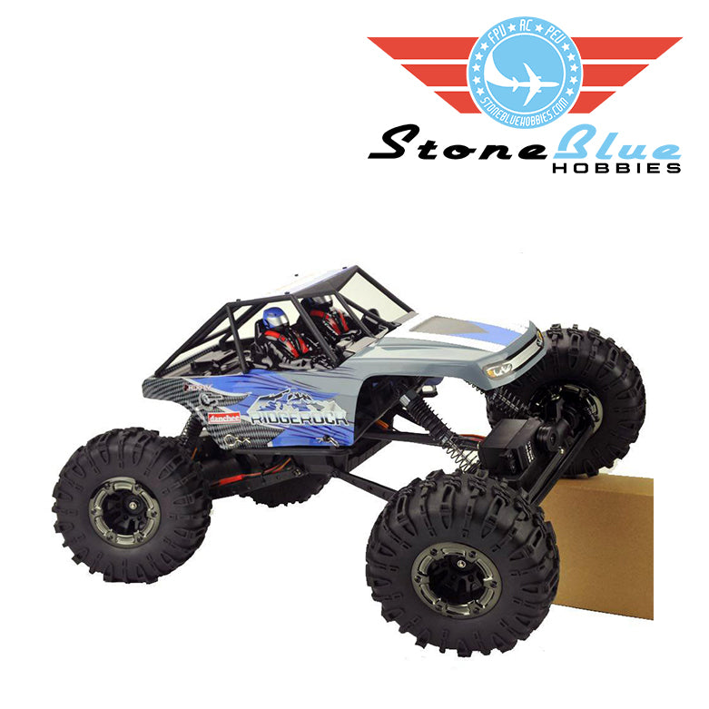 Redcat Danchee RIDGEROCK 1/10 Scale Electric 4WD Rock Crawler
