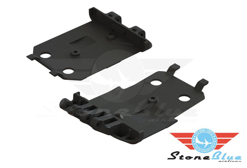 Arrma SC F-R Lowers Skidplates (2 pcs) AR320419