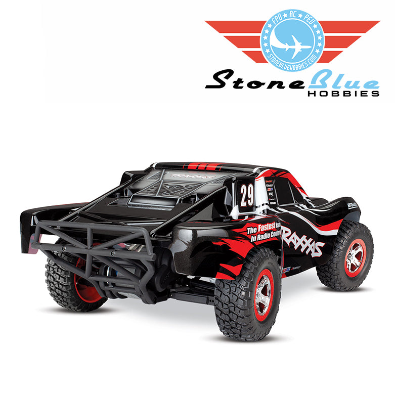 Traxxas Slash 2WD 1/10 Electric Brushed Short Course Truck RTR