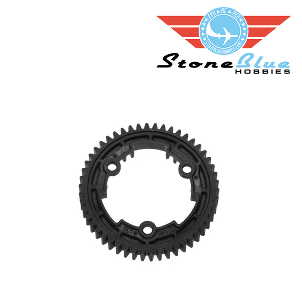 Spur gear, 50-tooth (1.0 metric pitch) #6448