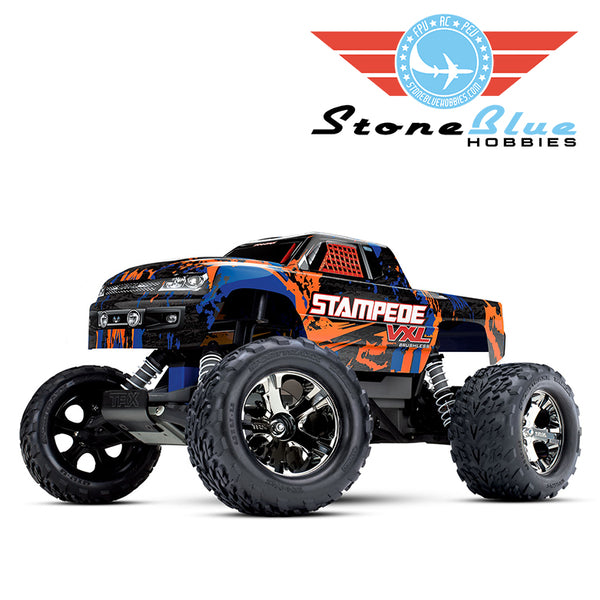 Traxxas Stampede VXL 2WD 1/10 Monster Truck *Pre-Order*