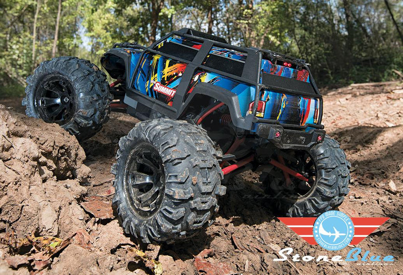Traxxas Summit 1-16 4WD Extreme Terrain Monster Truck