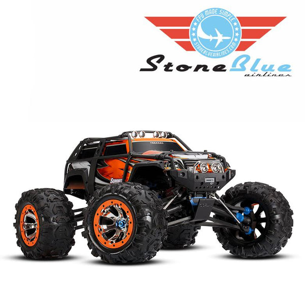 Traxxas Summit 1-10 4WD Extreme Terrain Monster Truck