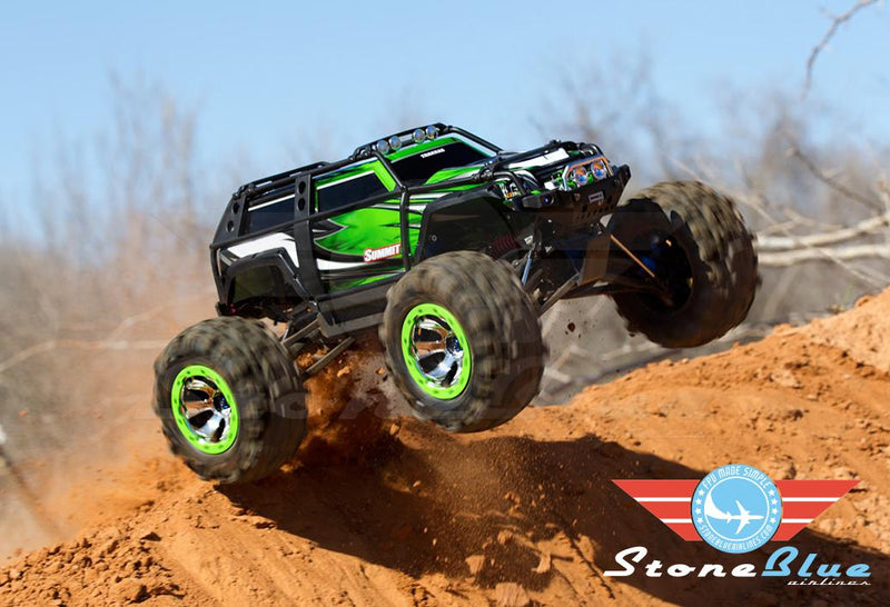 Traxxas Summit 1/10 4WD Extreme Terrain Monster Truck