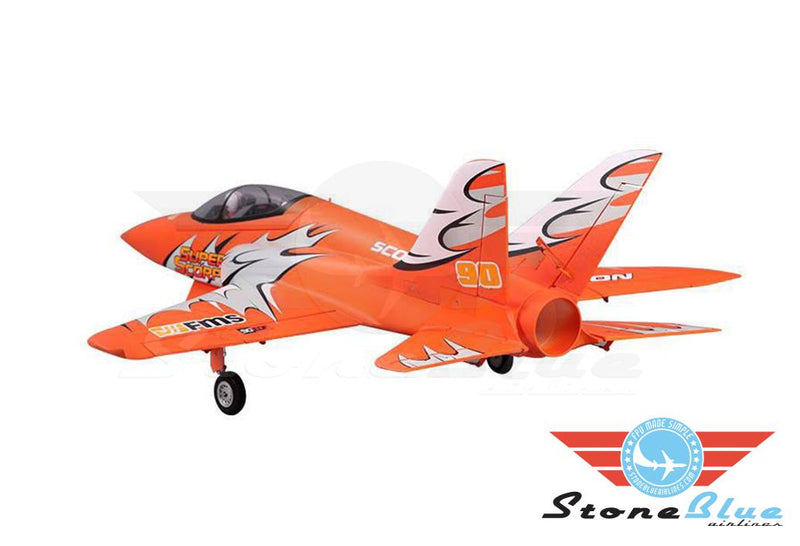 FMS Super Scorpion PNP, 90mm EDF Jet