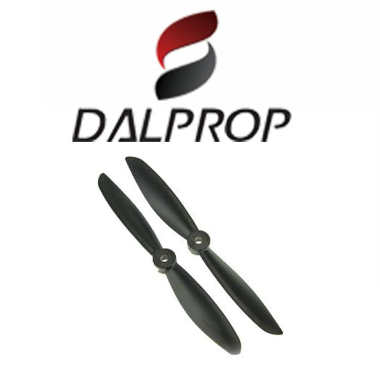 Dalprop Propellers 6X4.5 (4 Pack) (Black)