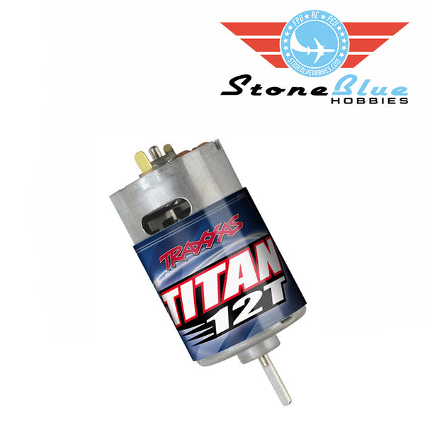 Taxxas Titan® 12T Modified Motor 3785