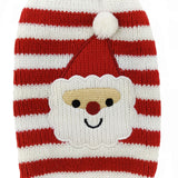 Santa Christmas Dog Sweater