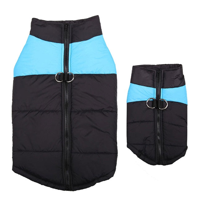 Waterproof Winter Vest Jacket