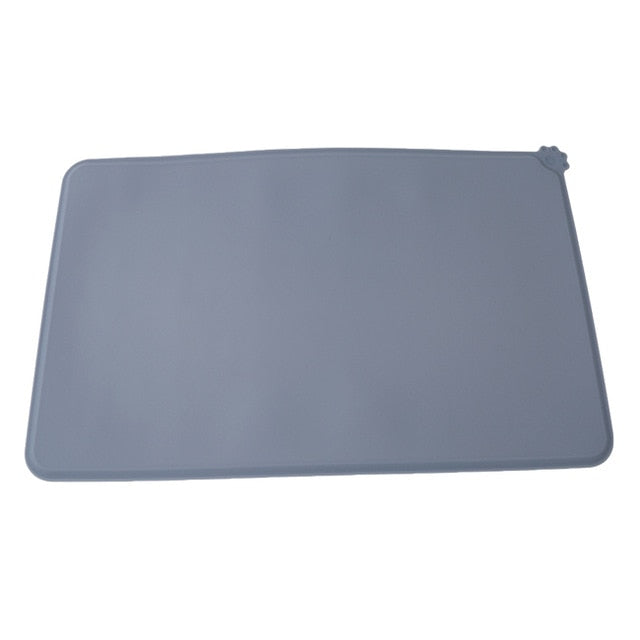 Waterproof Silicone Dog Feeding Mat