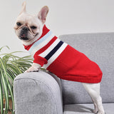 Stripe Dog Pullover