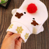 Christmas Couple Dog Coat