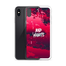 Load image into Gallery viewer, Bad Habits IPhone Case - WorstNights Brand - WorstNights
