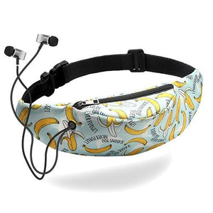 Waterproof Traveling Fanny Pack - WorstNights