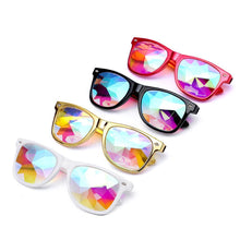 Load image into Gallery viewer, Kaleidoscope Festival Sunglasses - WorstNights