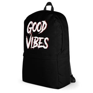 Good Vibes Backpack - WorstNights Brand - WorstNights