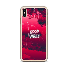 Load image into Gallery viewer, Good Vibes IPhone Case - WorstNights Brand - WorstNights