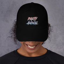 Load image into Gallery viewer, Party Animal Hat - WorstNights Brand - WorstNights