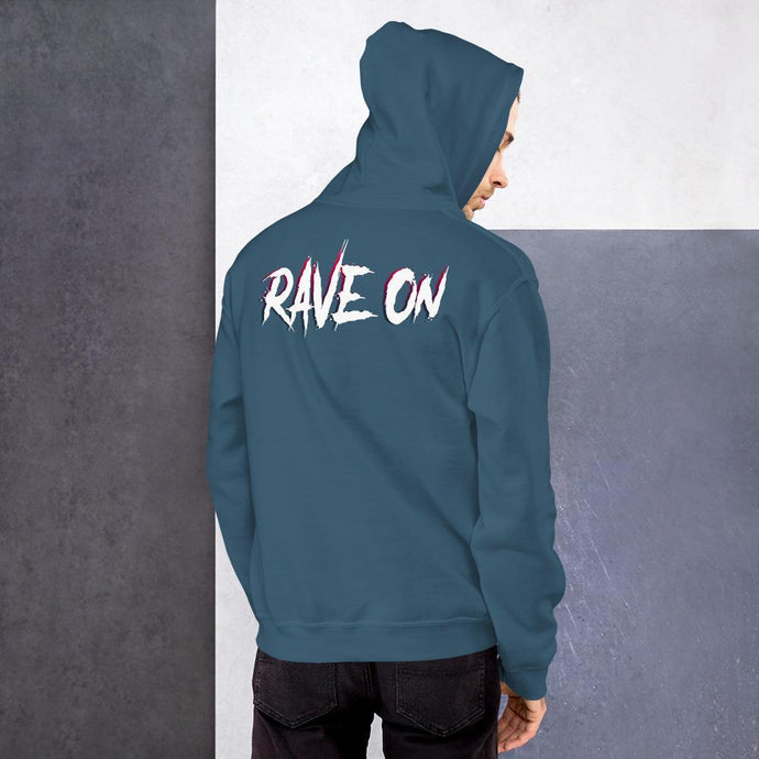 Rave On Hoodie - WorstNights Brand™ - WorstNights