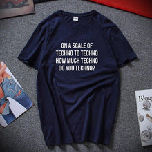 Load image into Gallery viewer, Techno T-Shirt - WorstNights