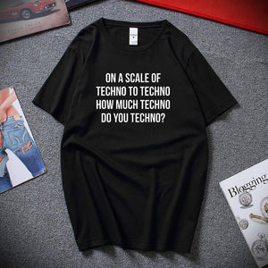 Techno T-Shirt - WorstNights