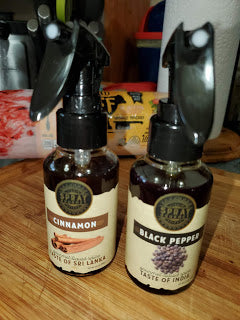 Spray Gourmet Liquid Spices