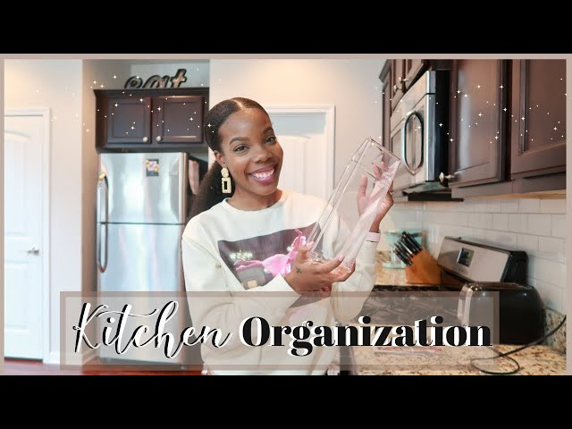 Hey loves! Come organize my kitchen cabinet with me! During this down time I told myself I would start tackling some of the messy areas in my house LOL.