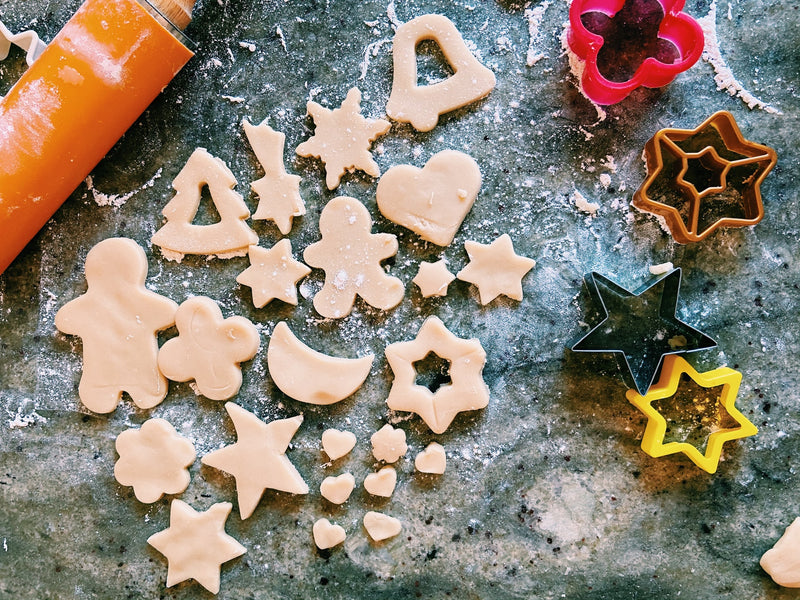 Getting into the holiday spirit in your home? Perhaps your annual traditions include baking! Before you whip up the first batch of cookies, you might want to rearrange the kitchen to make the process a bit easier