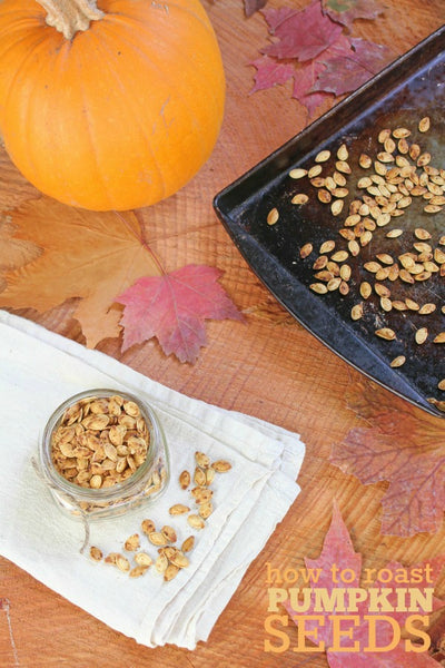 How to Roast Pumpkin Seed