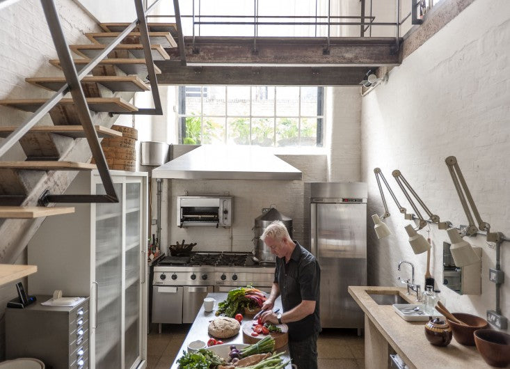 A Ground-Breaking Kitchen with Clever Storage Solutions in London