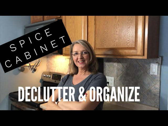 Hope you find some ideas that will help you declutter and organize your spice cabinet !!! Amazon Influencer- AffiliateLink (my favorite products): ...