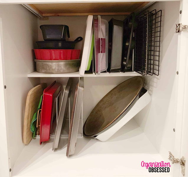 It's no secret that the best way to keep your kitchen organized is by using organizing systems