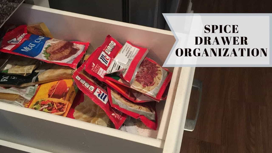 SpiceCabinetOrganization #SpiceCabinet #SpiceDrawerOrganization #SpiceDrawer #KitchenOrganization #HomeOrganization #CleanandOrganize ...