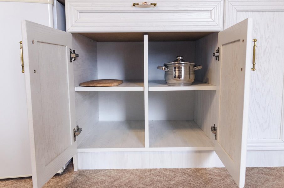 For many, the kitchen is a focal point of the home, but few things can derail your plans faster than a lack of cabinet space