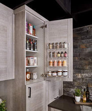 Load image into Gallery viewer, Order now rev a shelf 565 14 52 wall 14 door mount spice rack wire white