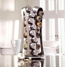 Load image into Gallery viewer, Best Kamenstein Tower 16-Jar Revolving  Spice Rack with Free Spice Refills for 5 Years