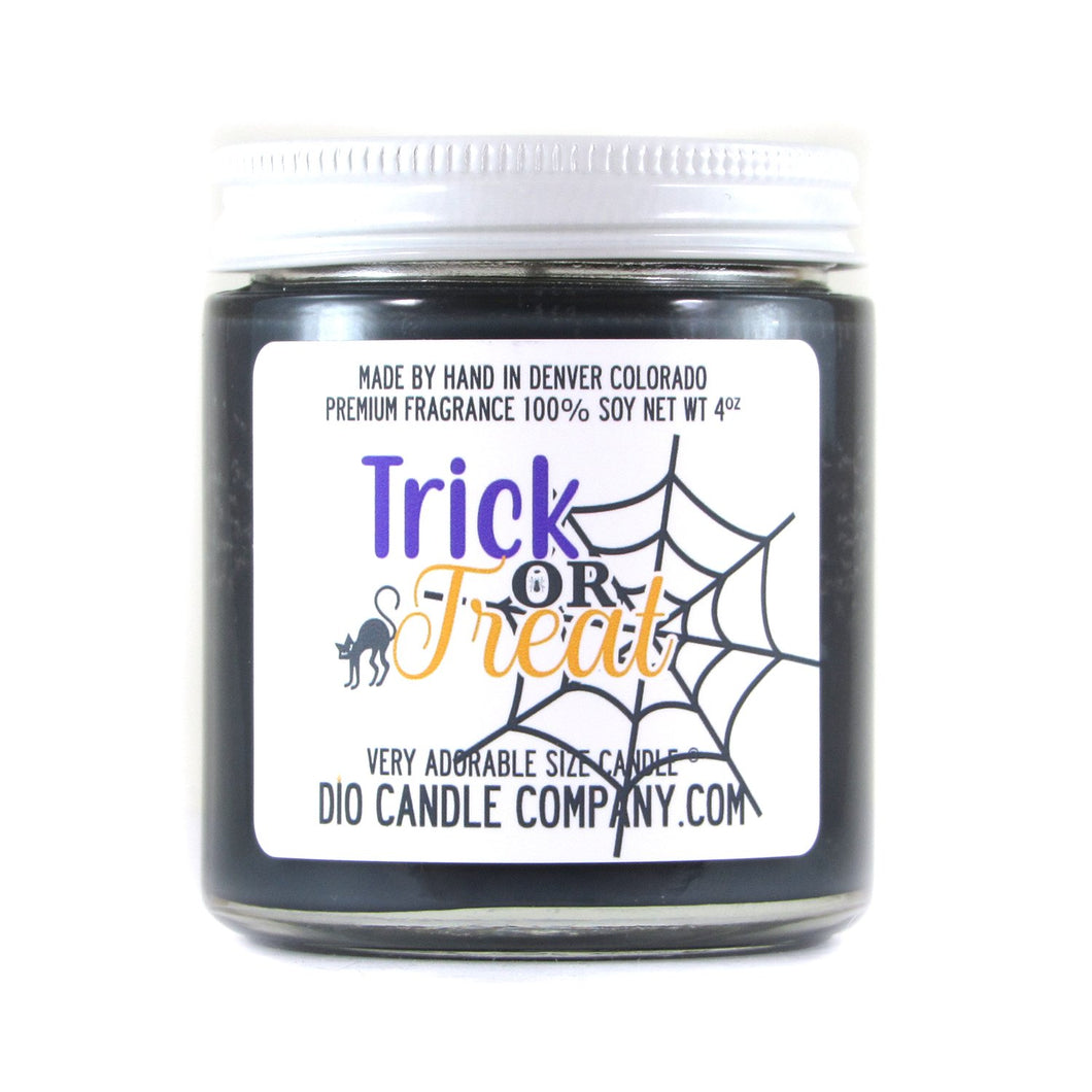 Trick or Treat Candle - Productive Organizing