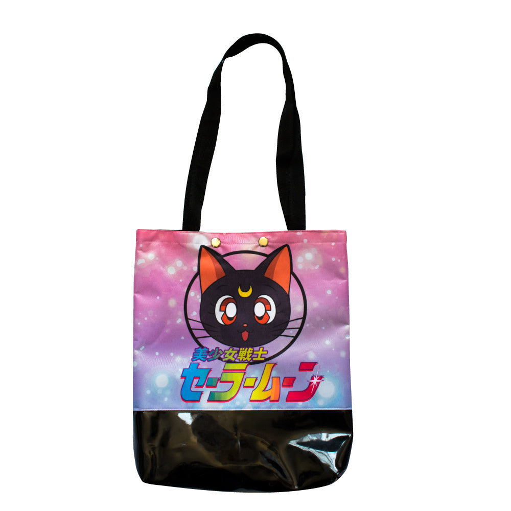 totebag gata luna sailor moon