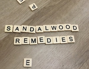 Sandalwood Remedy #8