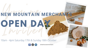 You're Invited! New Mountain Merchants Open Day